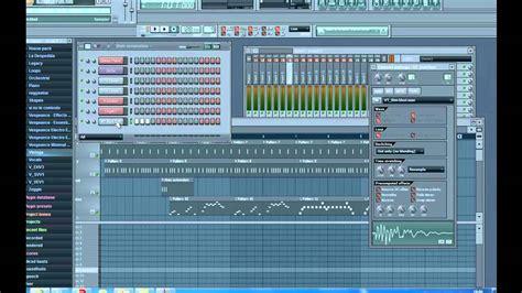 tutorial fl studio 9 angry birds theme song fl studio 9 remake tutorial youtube
