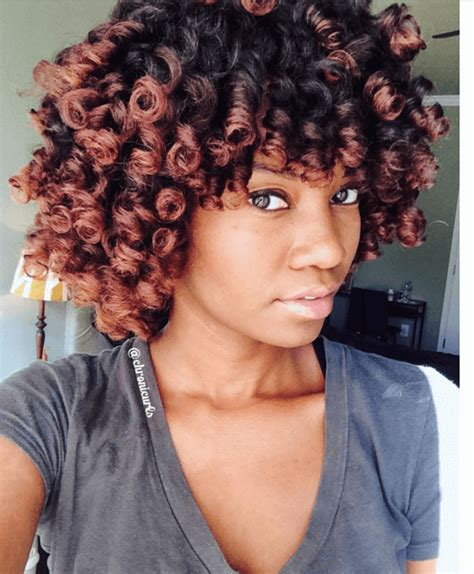 how to do a perm rod set on a twa glamorous perm rod set curls perm rod set and perm rods