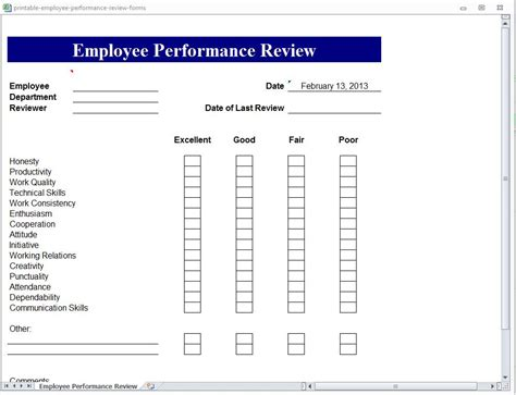 employee progress review military bralicious co
