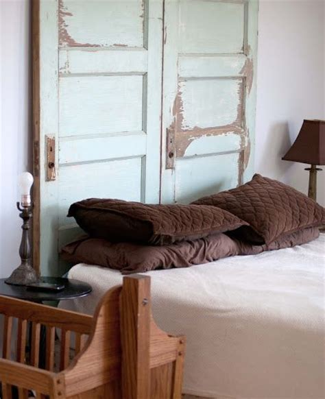old door headboard ideas pinterest the world s catalog of ideas