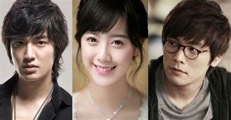 film lee min ho dan koo hye sun gu hye sun s ideal type is a combination of lee min ho and