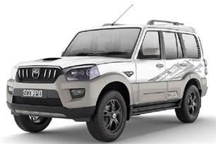 scorpio new model car mahindra scorpio 2018 facelift price launch specs interior