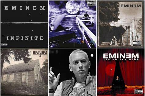 eminem best album vote what is eminem s best album