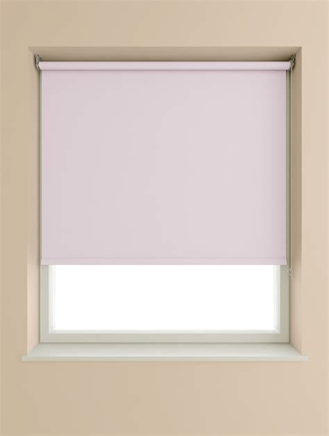 light pink blackout light pink blackout roller blind