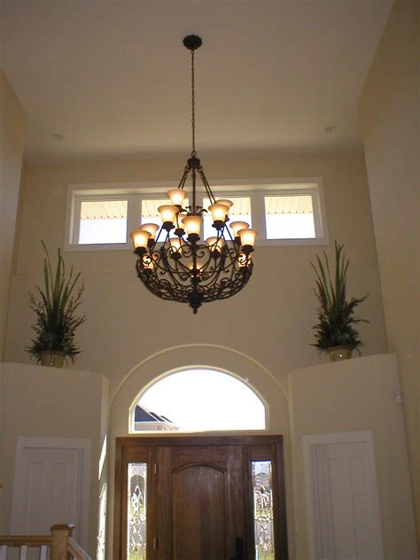 Entryway Chandelier Ideas Entryway Lighting Designs Ideas For Basements Home Theaters Looking Entrance Chandelier