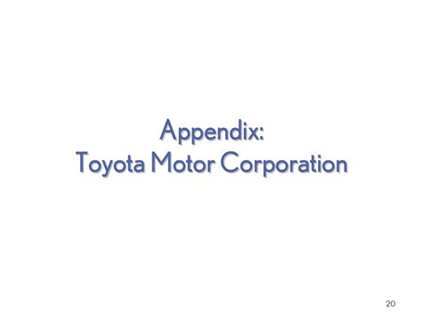 Toyota Motor Credit Corporation Phone Number 100 Toyota Motor Corporation A Partner For Half A