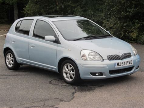 2004 Toyota Yaris Used Toyota Yaris 2004 Blue Colour Unleaded For Sale In