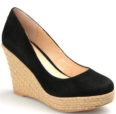 size 30 43 high heels wedges shoes platform casual wedges pumps black blue yellow