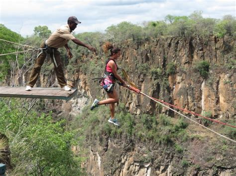 gorge swing zambia 10 adventurous things to do at falls south
