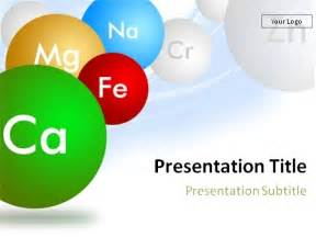 Chemistry Ppt Templates Free by Chemistry And Chemical Elements Powerpoint
