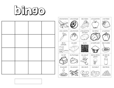 4x4 bingo template the gallery for gt bingo card 4x4