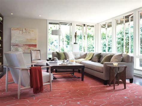 elle decor home  modern living room  metro