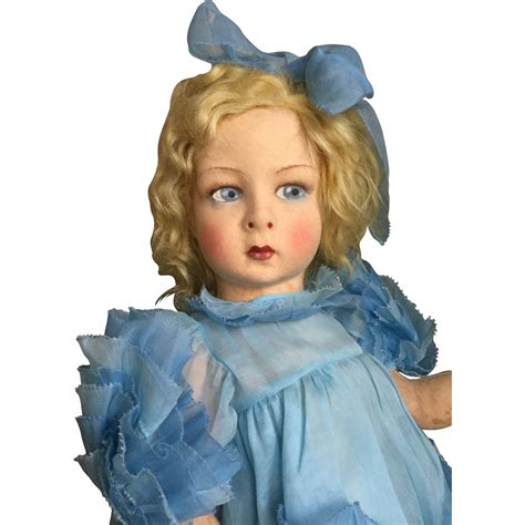 what is a lenci doll lenci doll 110 model from 1931 from antiquedolls6395 on