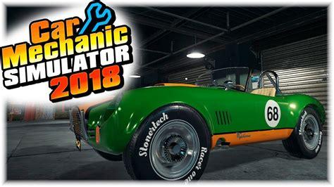 car mechanic simulator 2018 car salon car mechanic simulator 2018 car mechanic simulator