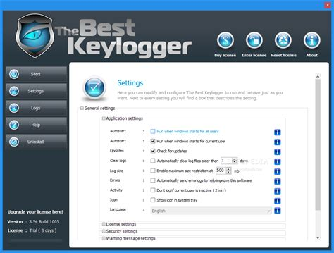 the best keylogger full version free download the best keylogger download