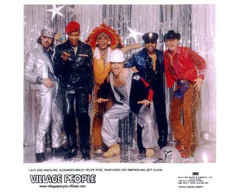 Gaycalgary Com Kings Of Disco Village People Celebrate