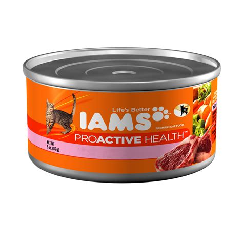 iams canned food p g recalls specific iams canned cat and kitten foods due to low levels of thiamine