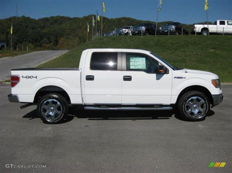 ford truck white image gallery 2010 f150 white