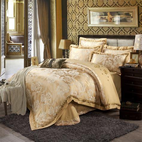 Sprei Set King Size Calista Tosca kopen wholesale goud sprei uit china goud sprei groothandel aliexpress