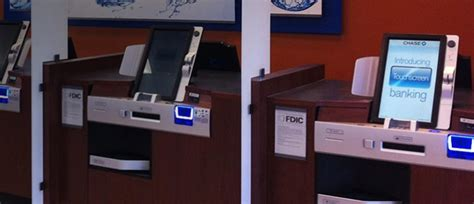 kiosk bank not your s atm new self service banking kiosks