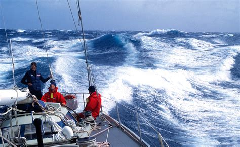 how big of a boat to sail around the world the whitbread round the world race yachting world