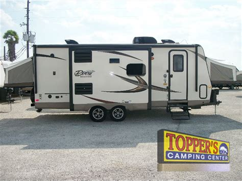 Rockwood Roo Expandable Hybrid Travel Trailers Topper S