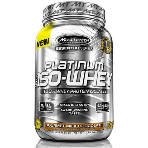 Muscletech Whey Protein muscletech platinum iso whey 100 whey protein isolate