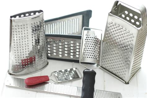 Fine Kitchen Knives grater 101 types of graters and what to use them for