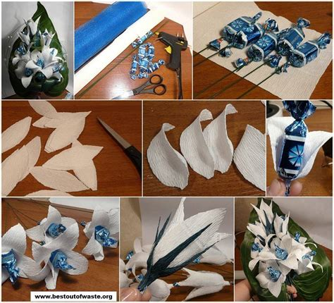 How To Make Waste Paper Flowers - best out of waste best diwali decoration ideas to create