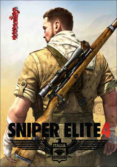sniper games full version free download sniper elite 4 free download full version pc game setup