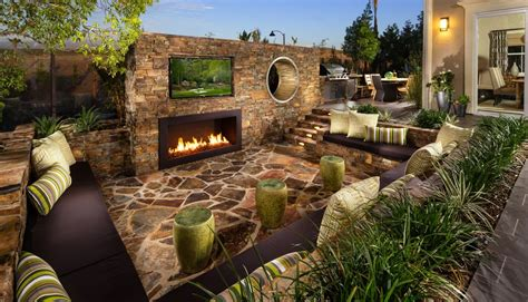 Awesome Backyards Ideas Rustic Patio With Pathway Amp Fence Zillow Digs Zillow