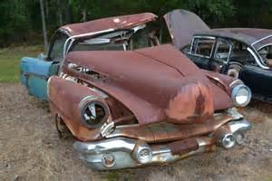 1956 Pontiac Parts For Sale 1956 Pontiac Chief 4dr Parts Car Larry