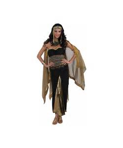 Womens Halloween Costumes The Priestess Of The Nile Women Halloween Costume Egyptian Costumes