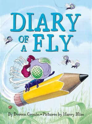 Reference Desk by Diary Of A Fly By Doreen Cronin 9780007455911