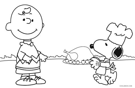 printable charlie brown thanksgiving coloring pages printable thanksgiving coloring pages for kids cool2bkids