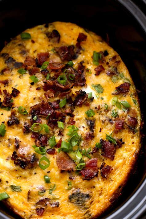 potatos egg slow cooked egg beaters recipes casserole dandk organizer
