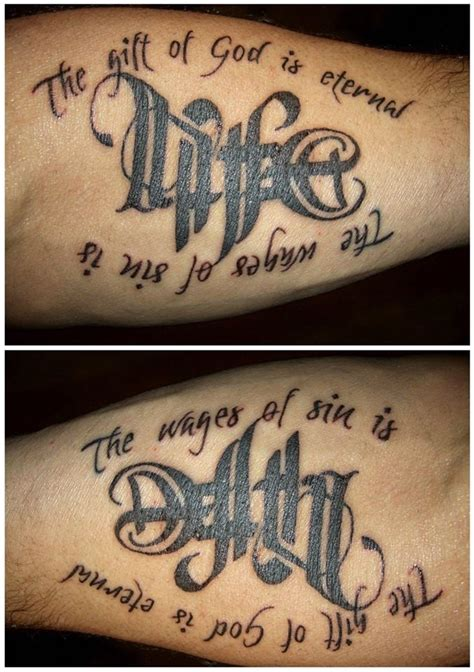 ambigram tattoo designs names more ideas family forever ambigram faith