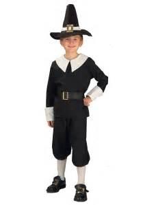 boys pilgrim costume