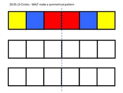 christmas patterns ks1 ks1 symmetry resources by watermelon2309 teaching