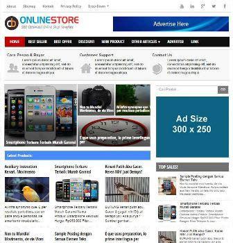 template toko online seo cb online store template blog toko online seo fast
