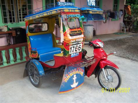 Tricycle Sidecar Design Philippines   Motorcycle Review