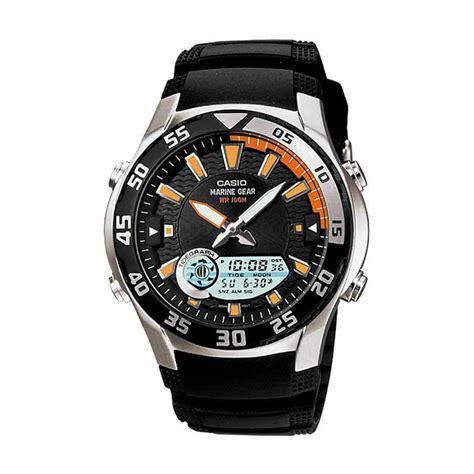 Jam Tangan Trendy Digital Analog Skmei 0814g Ready Hitam Box jam tangan digital analog jualan jam tangan wanita