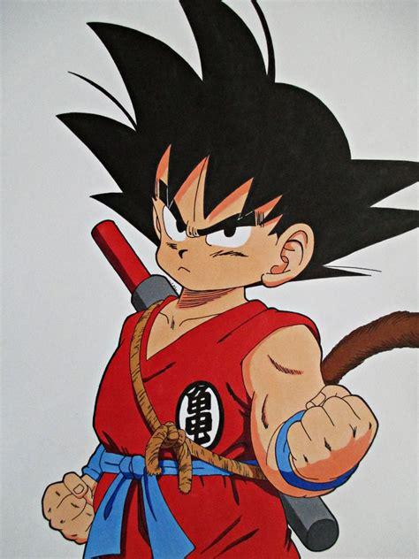 the little hero kid goku by sakakithemastermind on