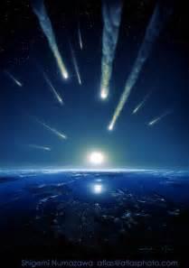 meteor shower domeenoz uk
