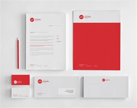 corporate identity psd pagnozzi solutions design on