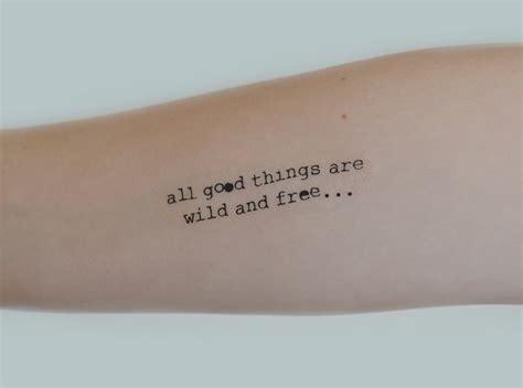 temporary tattoo quotes uk temporary tattoo quotes quotesgram