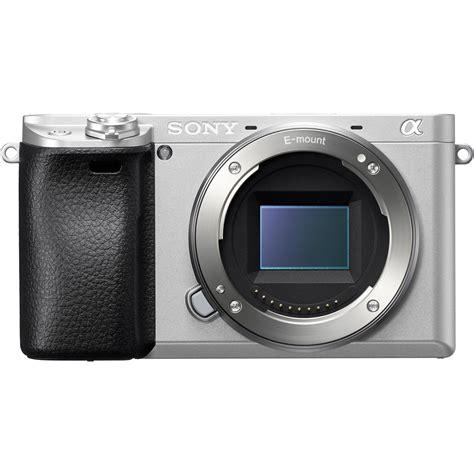 Sony Ilce A 6300 sony alpha a6300 mirrorless digital ilce 6300 s b h photo