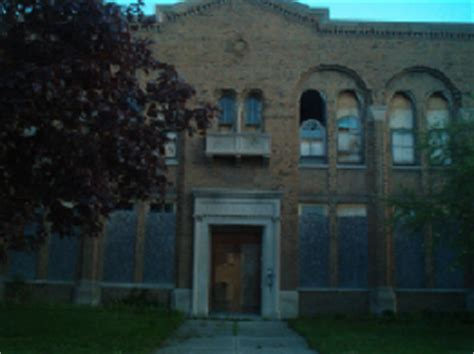Davin Outer St discuss detroit st david school and convent outer drive