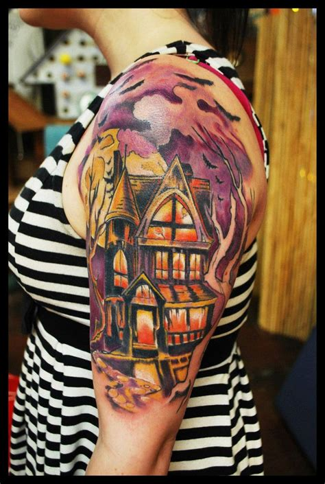 house of tattoo 17 best ideas about building on