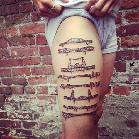bridge tattoo pdx list